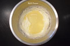 Mousse chocolat blanc