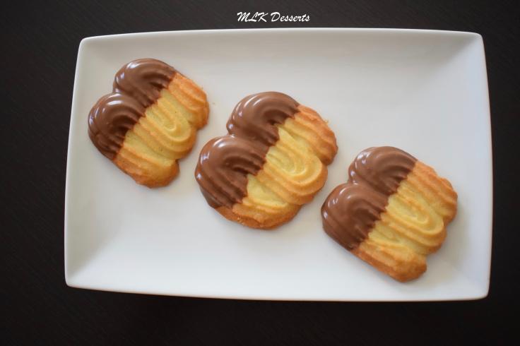 Sablés Viennois Chocolat au lait
