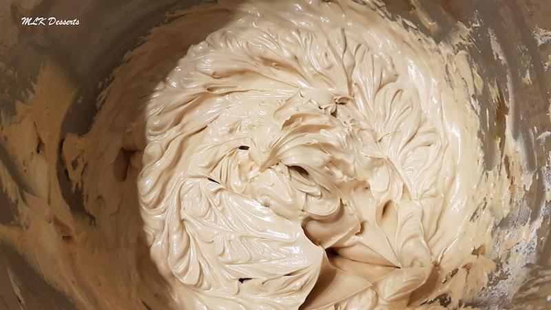 Crème au beurrelégère