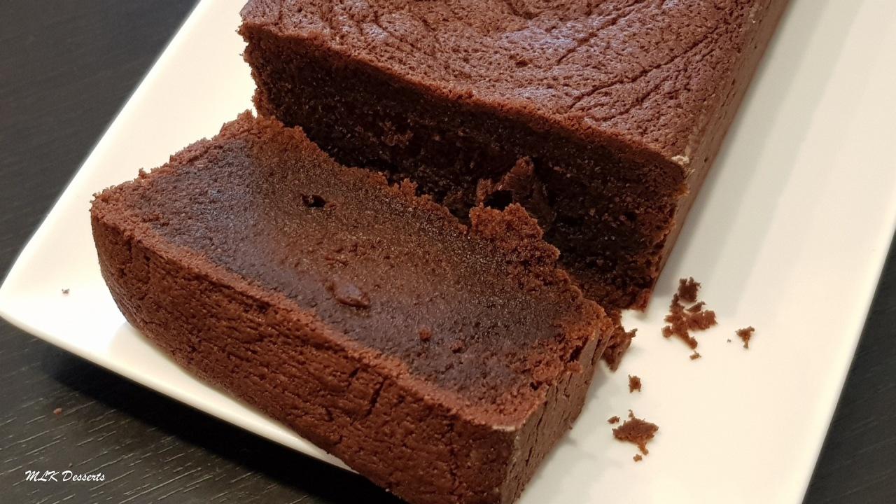 Cake au chocolatfondant