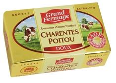 Beurre Charentes Poitou AOP