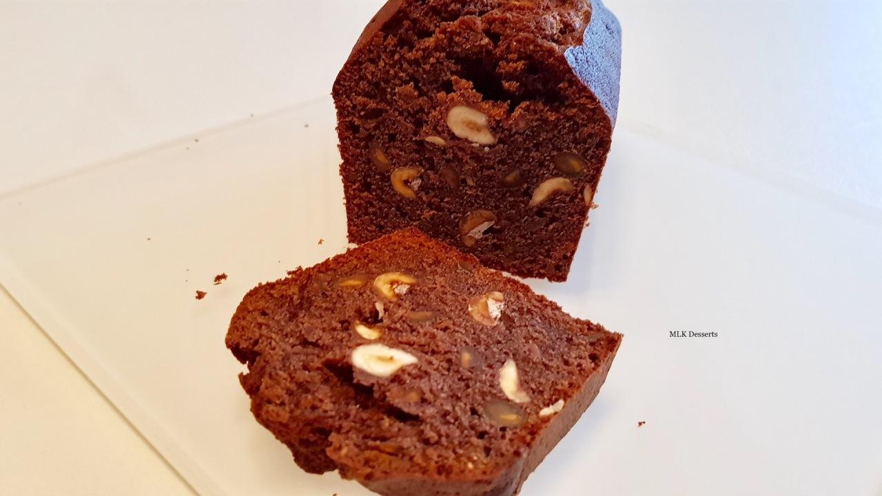Cake Chocolat et Fruitssecs