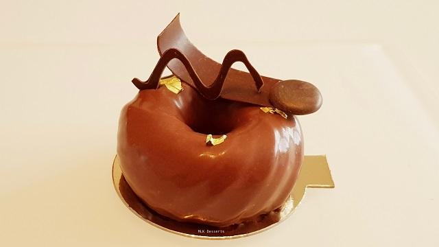 Entremet Chocolat fruitsrouges
