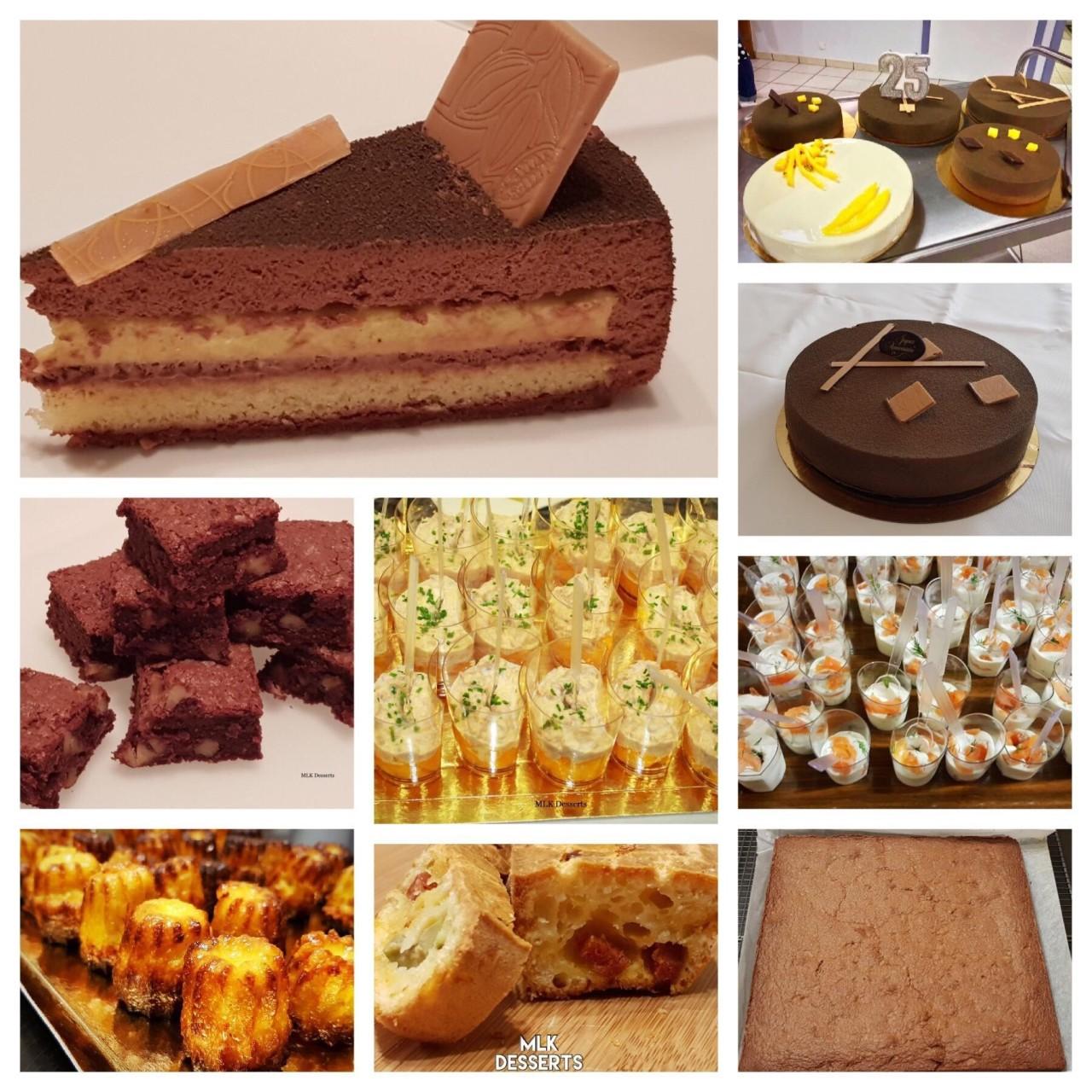 Desserts et apéritifsmaison