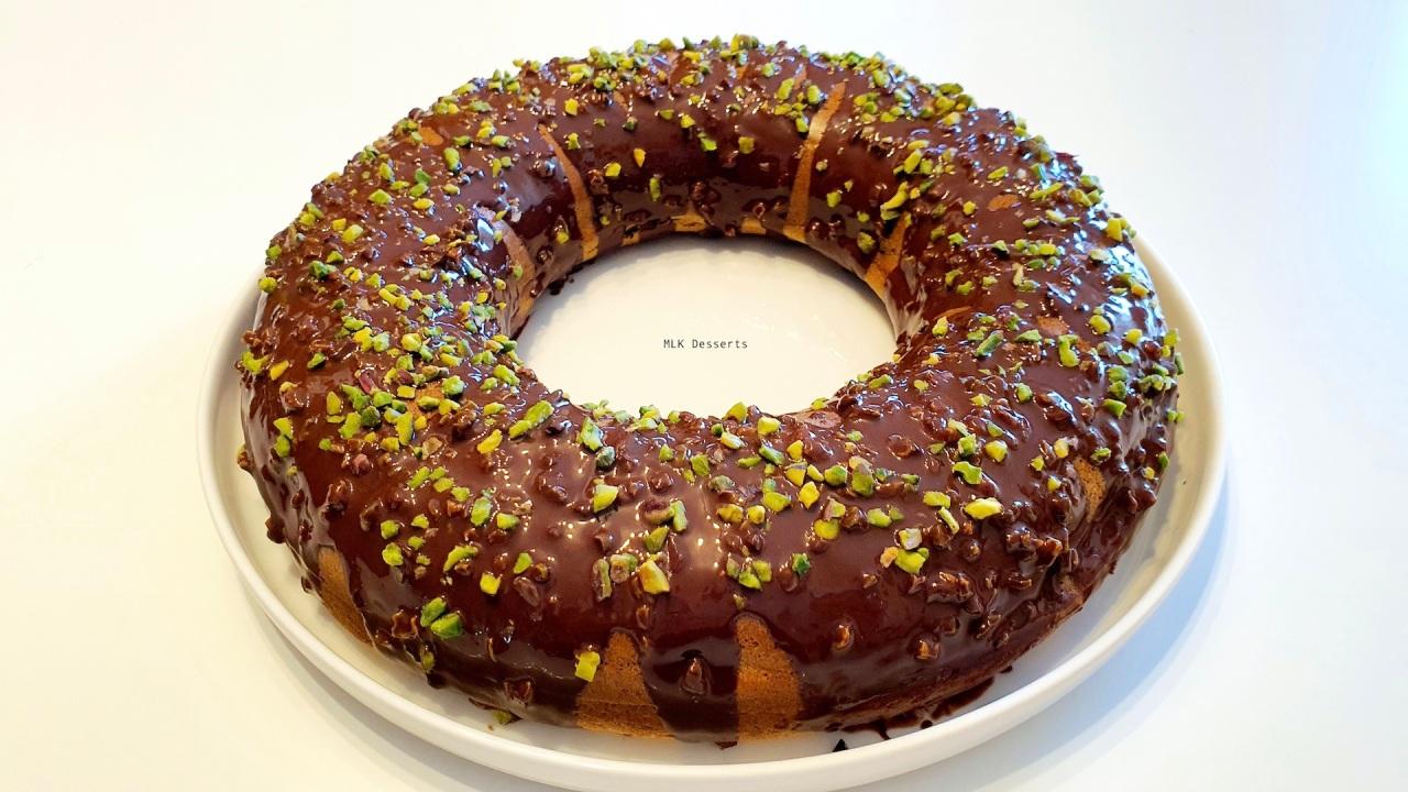 Cake Avocat Vanilleamande